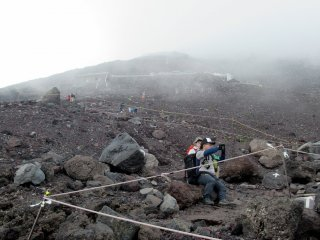 The Fujinomiya Trail in July