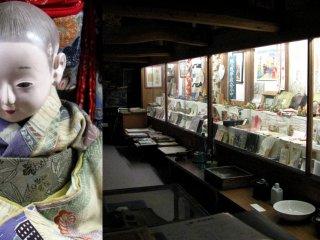 Shiroishi Antique Doll's House