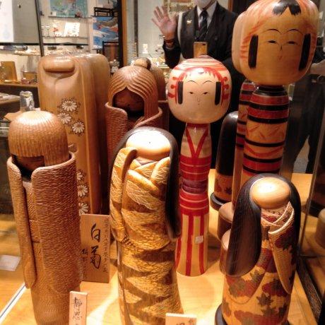 Shimanuki Souvenir and Kokeshi Shop