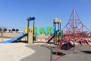 Another part of the playground