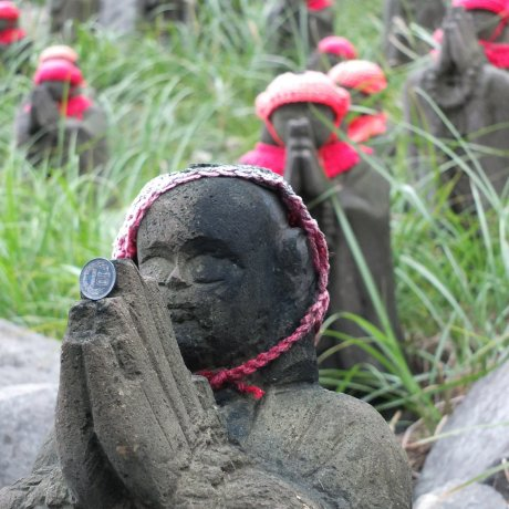 Nasu Yumoto's 1000 Jizo Statues