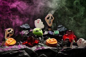 Lush have provided a fun way of celebrating Halloween in the comfort of your own home
