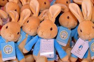 Peter Rabbit celebrates 120 years in 2022