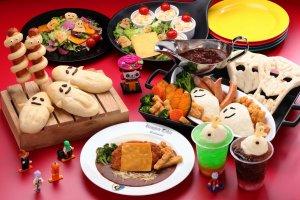 Some of the seasonal menu offerings