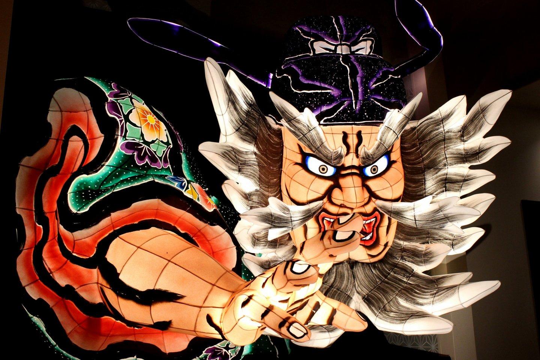Фрагмент композиции фестиваля Нэбута