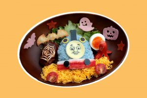 Halloween themed eats will be available at the restaurant