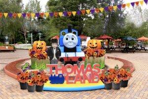Thomas Land Halloween 2021