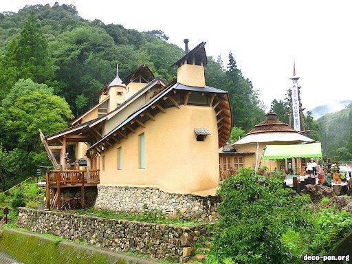 The fairytale building