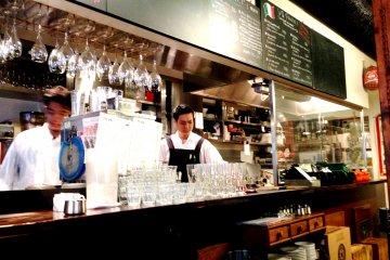 Via Quadronno Italian Cafe Harajuku [Closed]