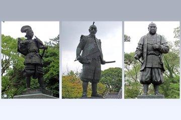 Маршрут «Объединение Японии в XVII веке»