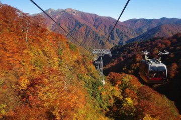 5 Autumn Color Destinations in Gunma