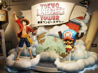 One Piece - знаменитый аниме сериал студии TOEI