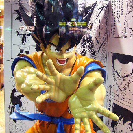 Anime Spots in Tokyo