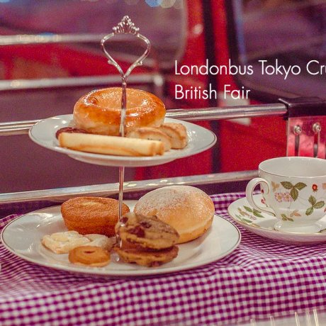 London X Tokyo Teatime Bus
