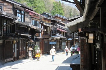 Старинная Япония