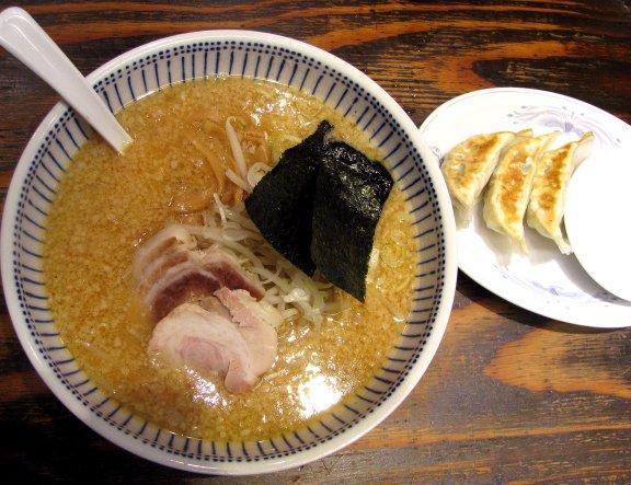 Японская адаптация китайских блюд