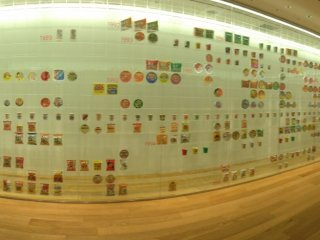 History and whimsy combine at Yokohama's Cup Noodles Museum-slash-factory. Inspiring and aesthetic to no end, it's colorful and fun yet minimalist and pristine—like an animated movie that meets both kid and adult expectations
