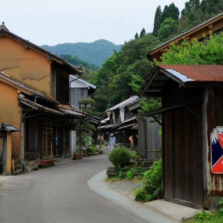 Omori-cho, Iwami Ginzan