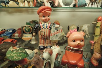 Yokohama Museum of Tin Toys Museum, Yamate