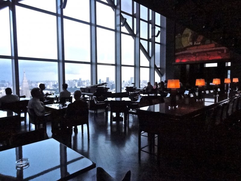 """New York Bar: Stunning panoramic view of Tokyo as seen in """"Lost In Translation"""""""