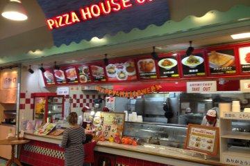 Pizza House Jr. Uruma City