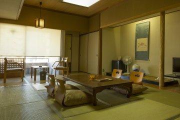โรงแรมคุราโมโตะ
