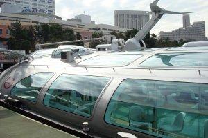 เรือล่องโตเกียว