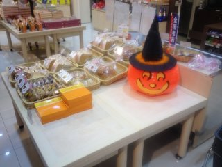 Kẹo phong cách Halloween