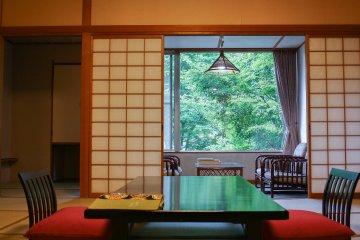 <p>ห้องแบบญี่ปุ่นแท้</p>