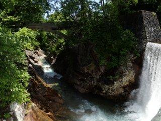 The big falls