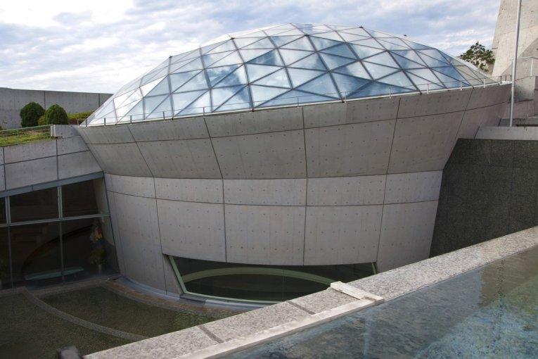 Музей атомной бомбы в Нагасаки