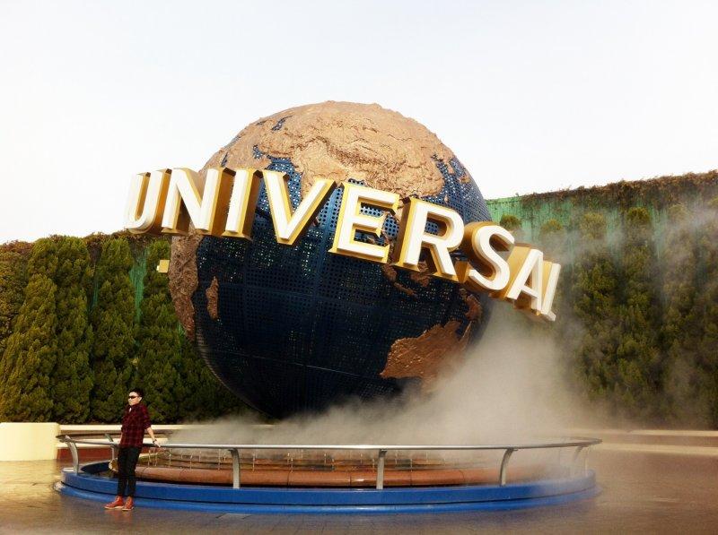 Garden Centre: Universal Studios Japan In Osaka