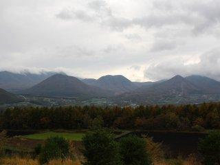 Khung cảnh mùa thu cuối tháng 10