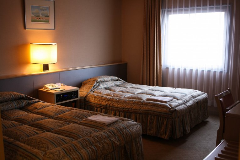 โรงแรมมาเอะบาชิ ซากุระ