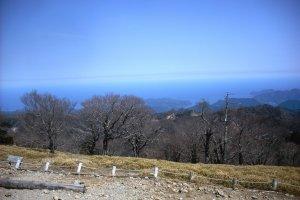 View of the Kumano Sea from Odai-ga-hara