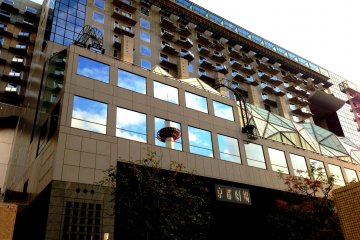 The Granvia Kyotois a modern and international 4 and half star hotel next to Kyoto Station