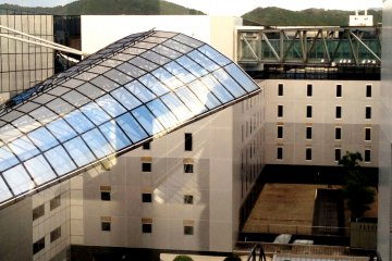 The Granvia Kyoto is a modern and international 4 and half star hotel next to Kyoto Station