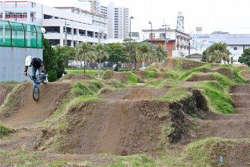 Taman Umikaze Promenade: Taman untuk berjalan-jalan di Yokosuka