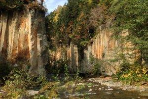 โอบาโกะเป็นจุดเริ่มต้นของโกรกธารโซอุนเคียว