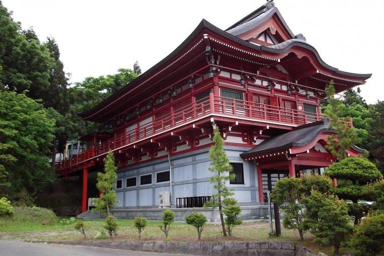 Seiryu-ji Temple, Aomori