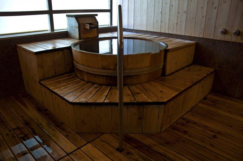 """""""My"""" wooden bath tub"""