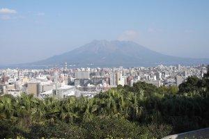 Destinations include Kagoshima...