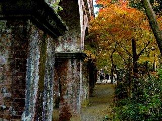 Cầu Suiro- karu ở đền Nanzen-ji