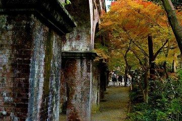 京都 水路閣散歩