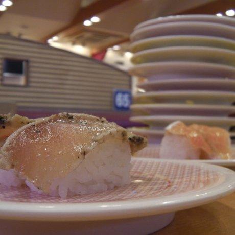 Kappa Zushi Sushi Restaurants