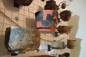 Artifacts of the civilizations in Shiretoko.