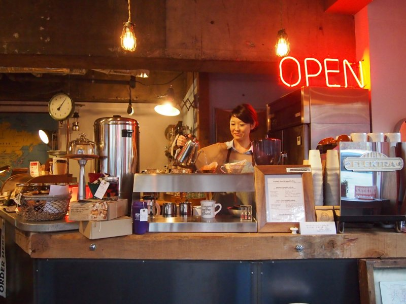 <p>Smooch is a Californian concept that specialises in coffee and monster cookies.</p>