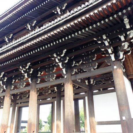 Kyoto's Tofuku-ji Temple