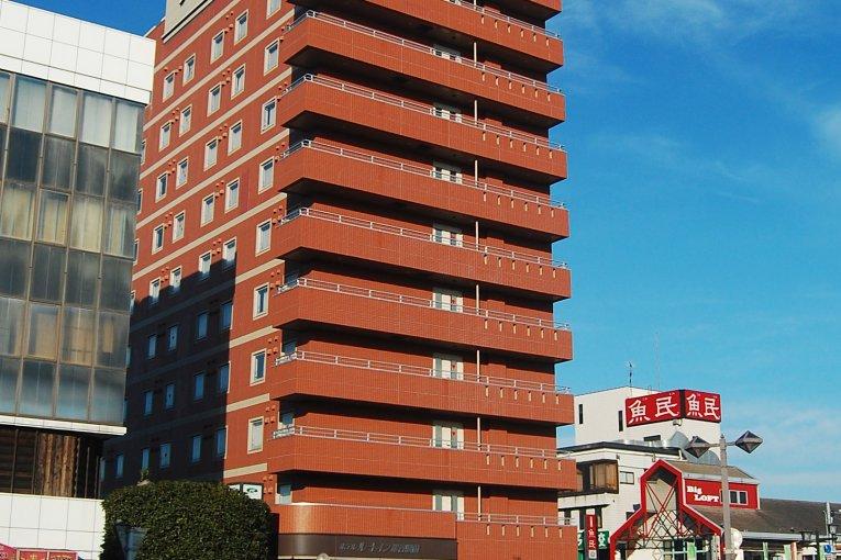 โรงแรม รู้ท อิน ฟุคายะ เอคิเมะ