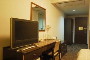 Facilities in the guestroom